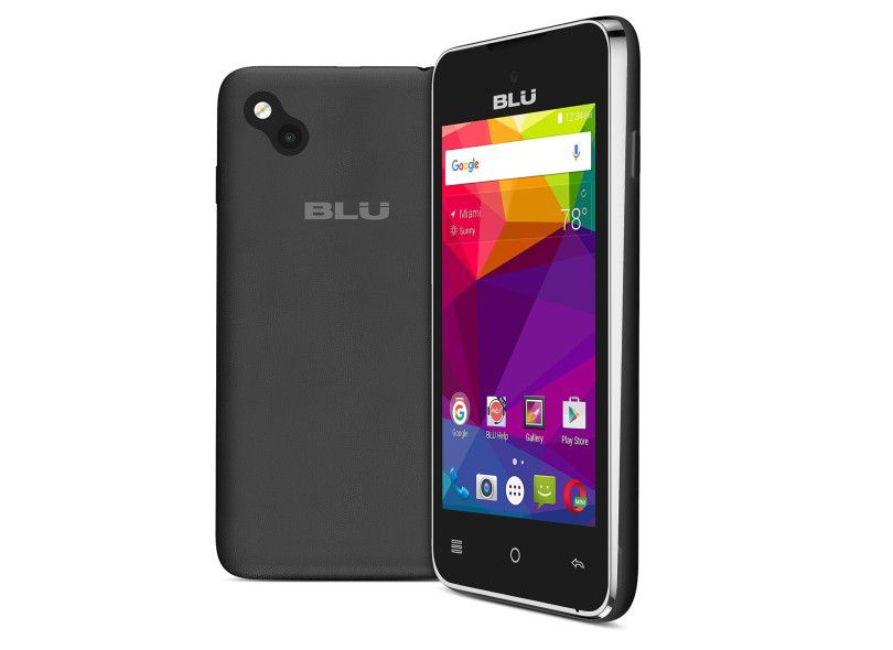 Smartphone Blu Advance 4.0 L2 A030l Dual Sim 4gb 4.0