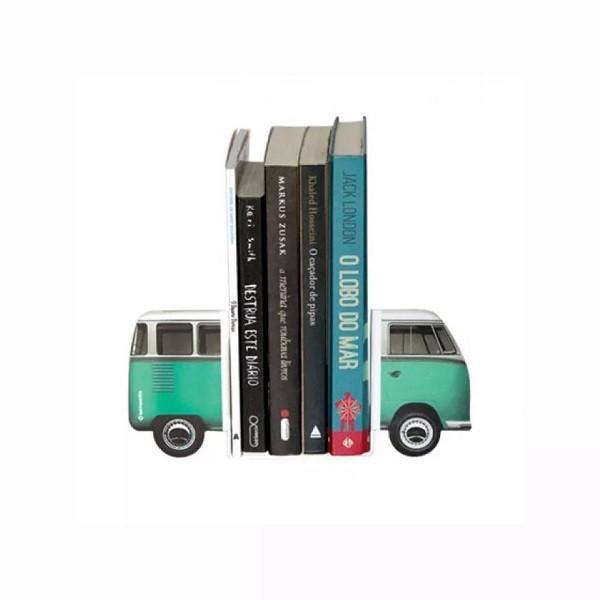 Suporte Aparador De Livros DVD Cd Carro Kombi Clássico