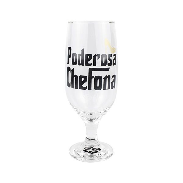 Taça Cerveja Poderosa Chefona