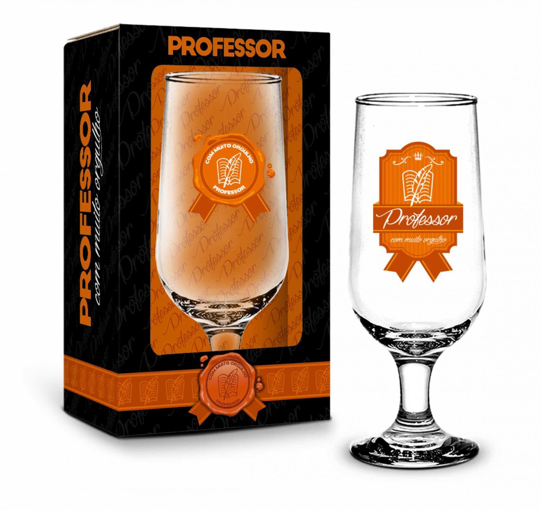 Taça de curso - Professor