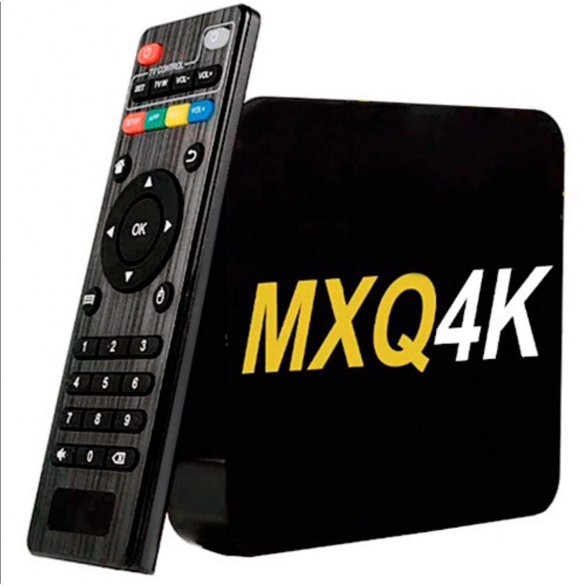 Tv Box Mxq 4k Android 6.0 Wi-fi Google Smart Tv Hdmi Netflix