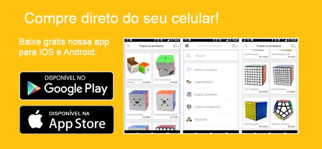 baixe app cubo store