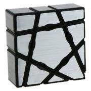 1x3x3 Ghost Cube Prata