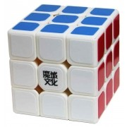 3x3x3 Moyu Hualong Branco
