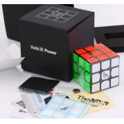 3x3x3 Valk 3 Power Preto