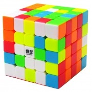 5x5x5 Qiyi QiZheng S Stickerless