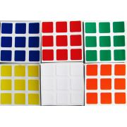 Adesivo 3x3x3
