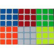 Adesivo 3x3x3 Moyu