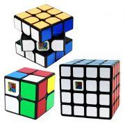 Kit Cubo Moyu 2x2 3x3 4x4