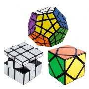 Kit Shengshou Megaminx Mirror Blocks Skewb