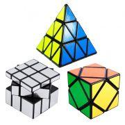 Kit Shengshou Pyraminx Mirror Blocks Skewb