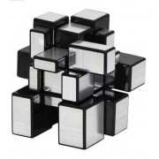 Mirror Blocks Preto Prata Shengshou
