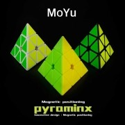 Pyraminx Moyu V2 Magnético