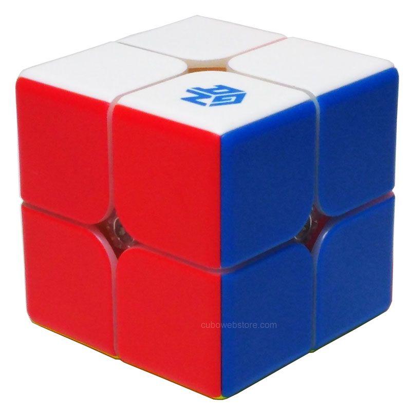 2x2x2 Gan 249 V2 Stickerless
