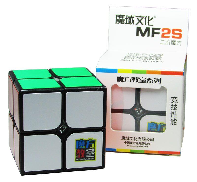2x2x2 Moyu MF2S Preto