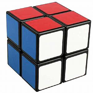 2x2x2 Shengshou Preto