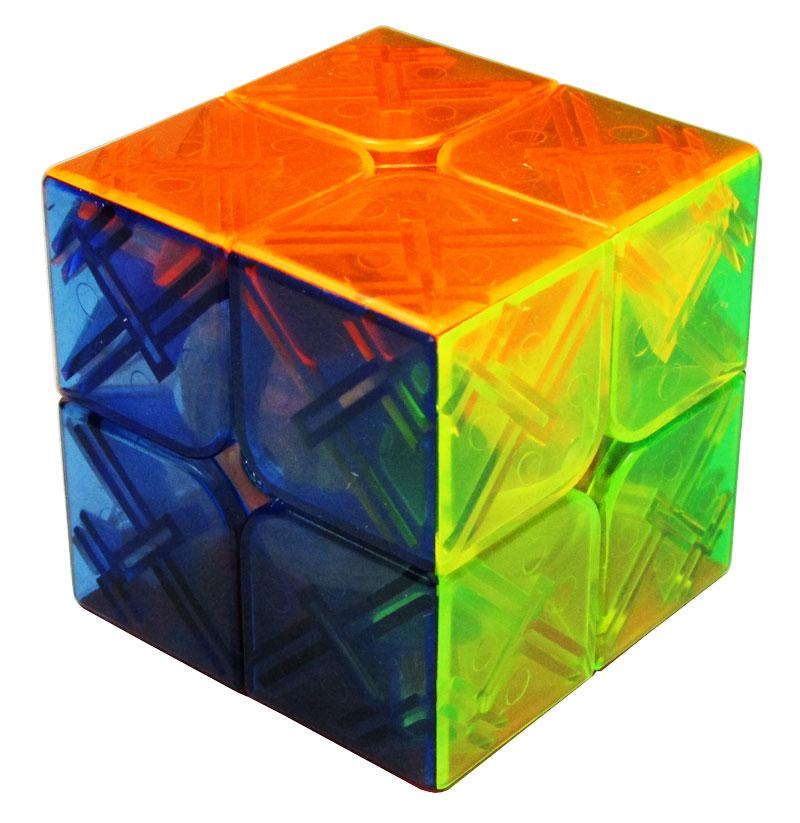 2x2x2 Yupo Transparente