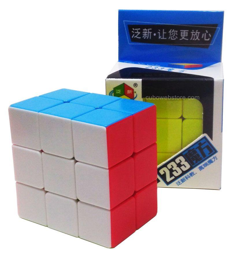 2x3x3 Fanxin Stickerless