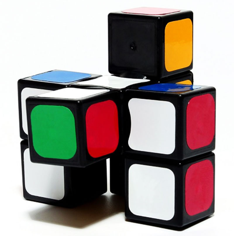 1x3x3 Super Floppy YJ Preto
