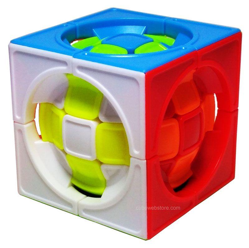 3x3x3 Centro Sphere