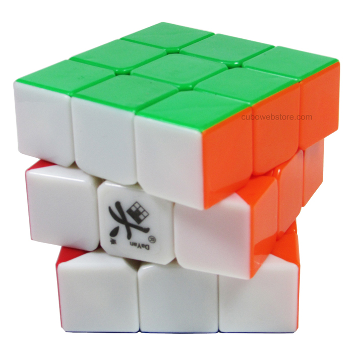 3x3x3 Dayan Guhong Stickerless