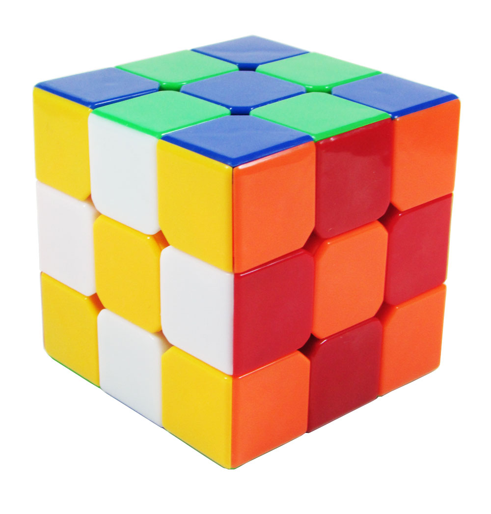 3x3x3 Dayan Zhanchi V5 Stickerless