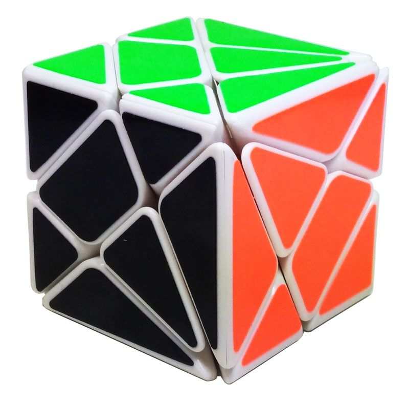 3x3x3 Fanxin Axis Branco