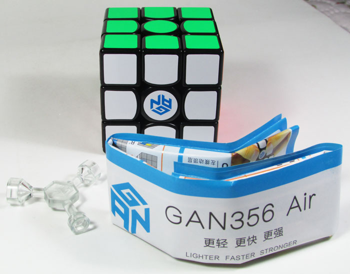 3x3x3 Ganspuzzle Gan 356 AIR Standard