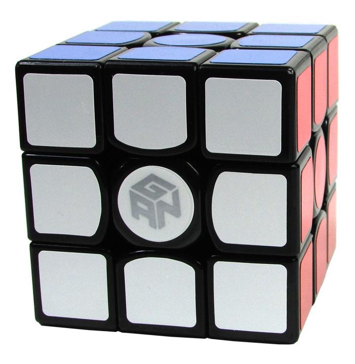 3x3x3 Gan 357 Preto