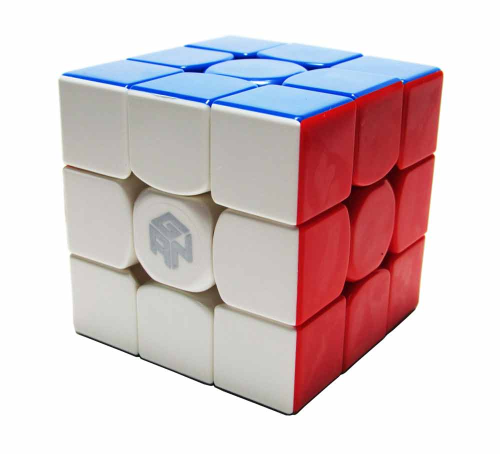 3x3x3 Ganspuzzle Gans 357 Stickerless