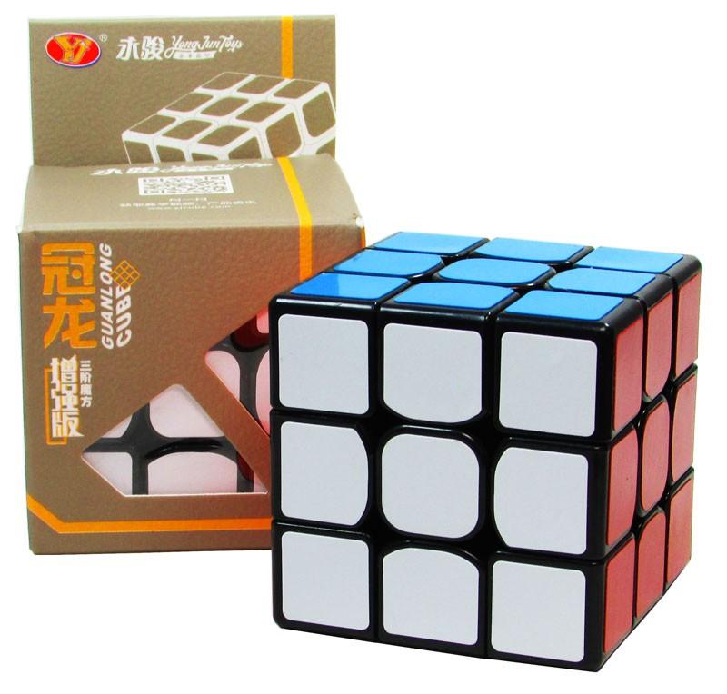 3x3x3 Guanlong Plus Preto