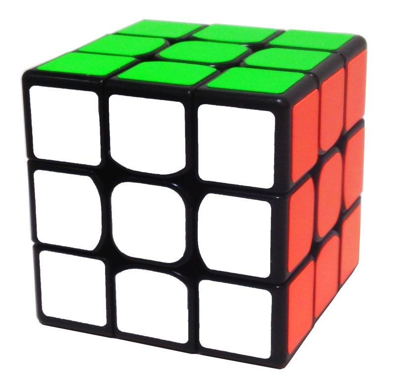 3x3x3 Guanlong Plus V2 Preto