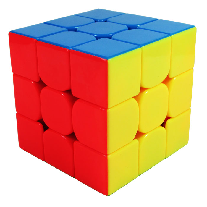 3x3x3 GuoGuan Stickerless