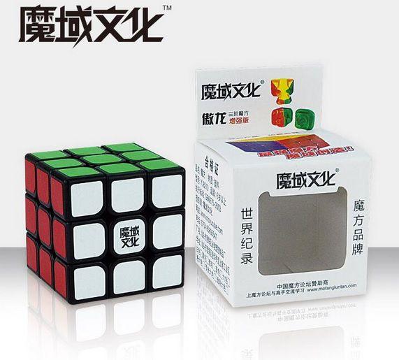 3x3x3 Moyu Aolong V2 Preto