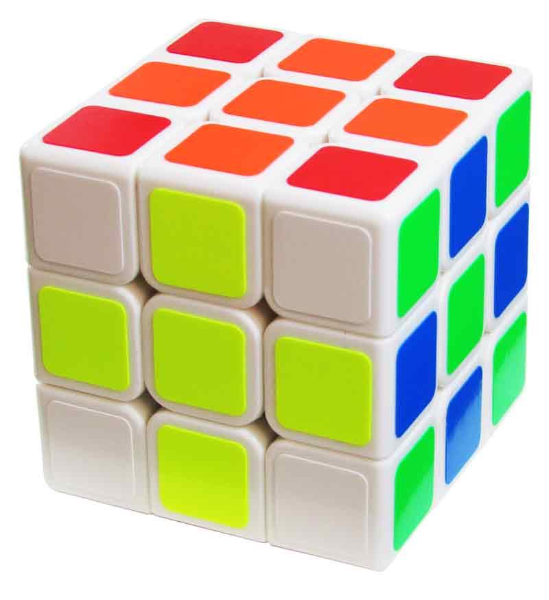 3x3x3 Moyu YJ Branco