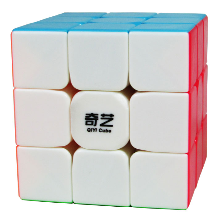 3x3x3 Warrior W Stickerless