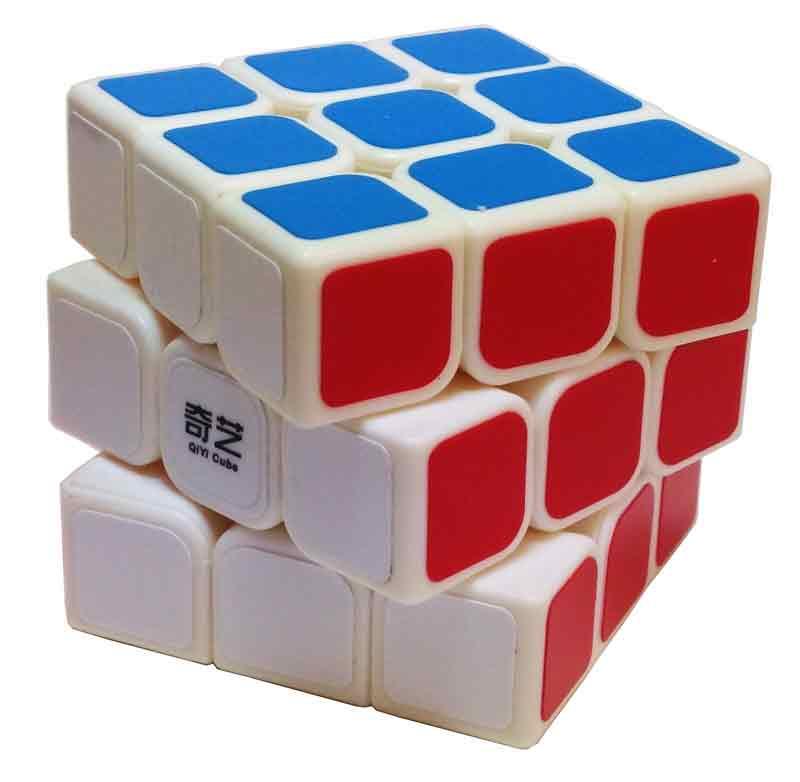 3x3x3 QiYi Sail Branco