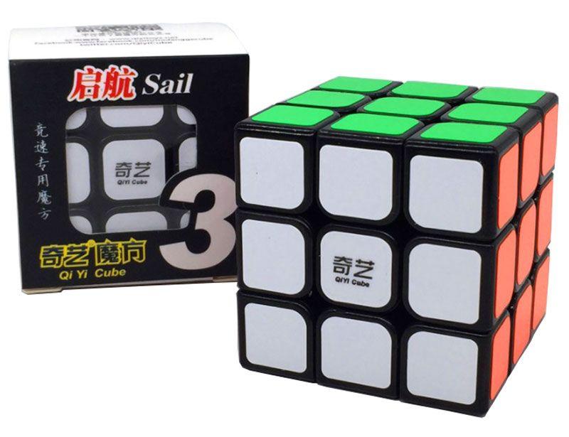 3x3x3 QiYi Sail Preto