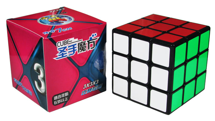 3x3x3 Shengshou Big Legend 7cm