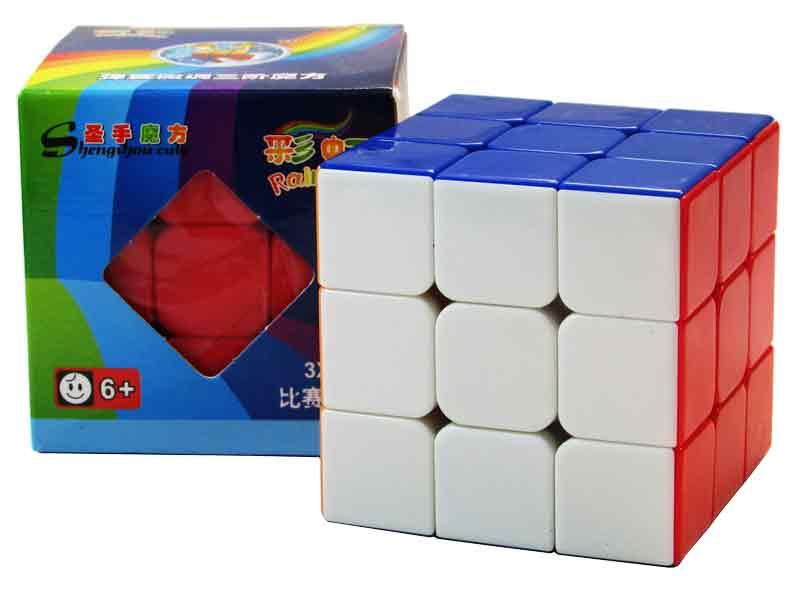 3x3x3 Shengshou Rainbow
