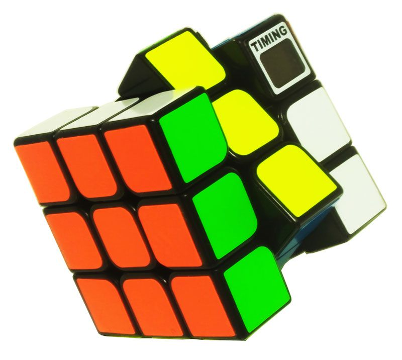 3x3x3 Timing Cube Kingdom