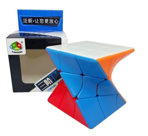 3x3x3 Twisty Fanxin