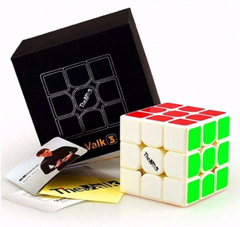 3x3x3 Valk 3 Branco