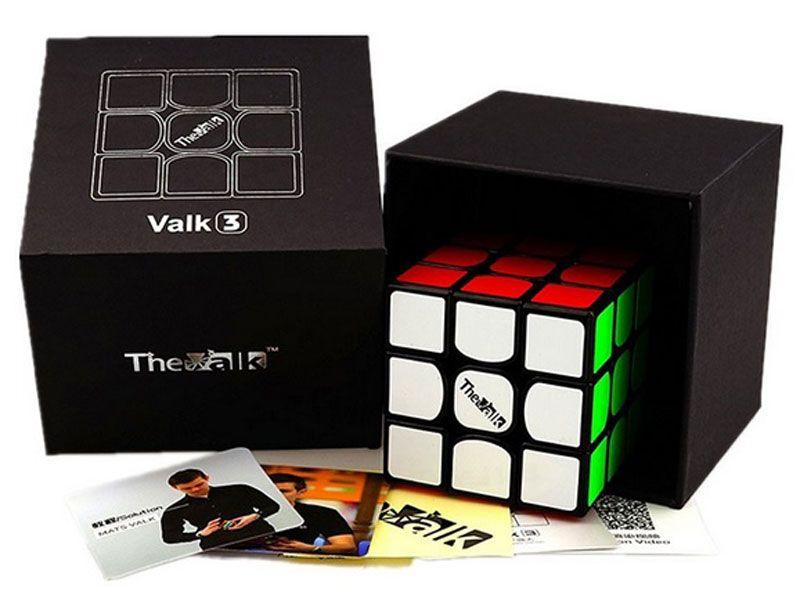 3x3x3 Valk 3 Preto