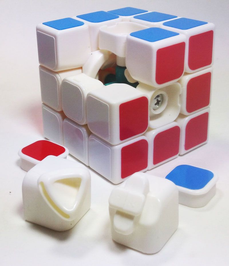 3x3x3 YongJun Branco