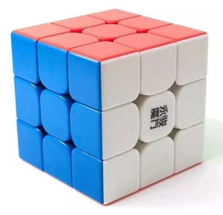 3x3x3 Yulong V2 Magnético Colorido