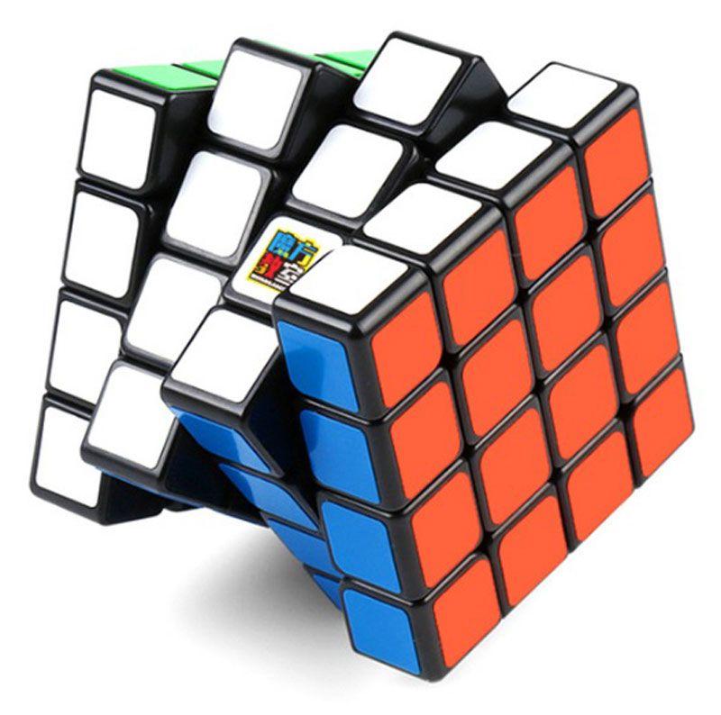 4x4x4 Moyu MF4C Preto