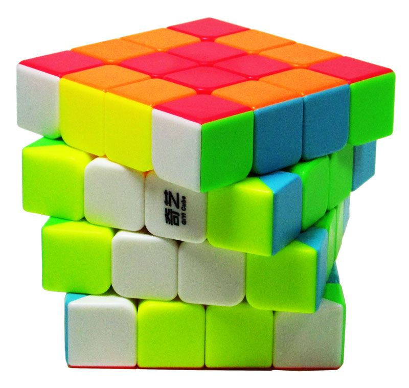 4x4x4 Qiyi Qiyuan S Stickerless