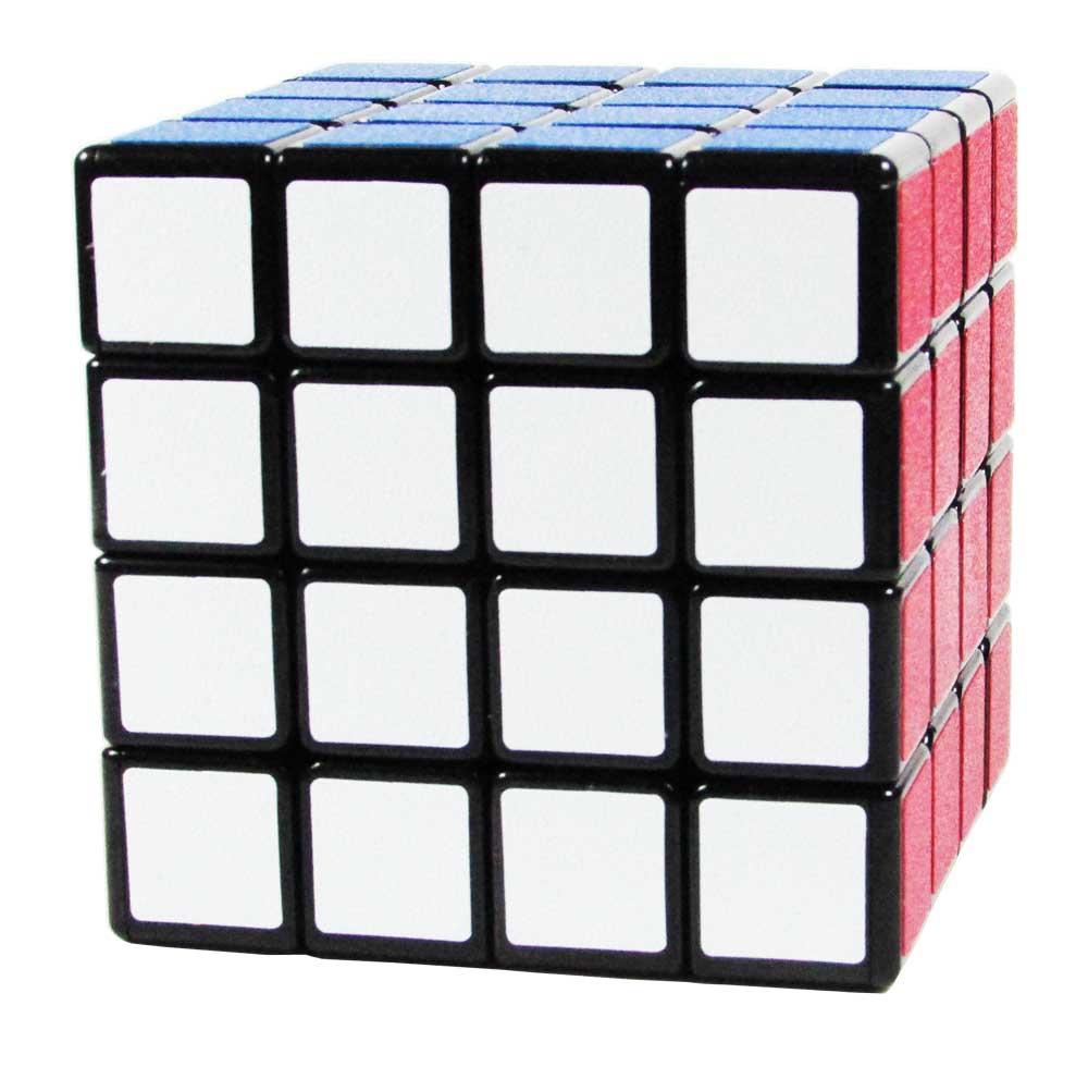 4x4x4 Shengshou Preto