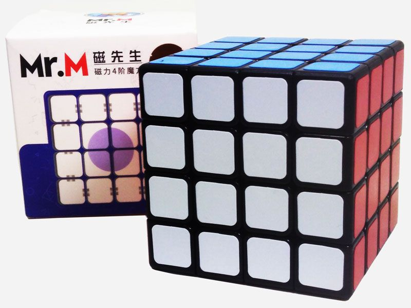 4x4x4 Shengshou Magnético - Mr. M
